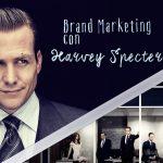 Copertina Articolo: Brand Marketing Harvey Specter