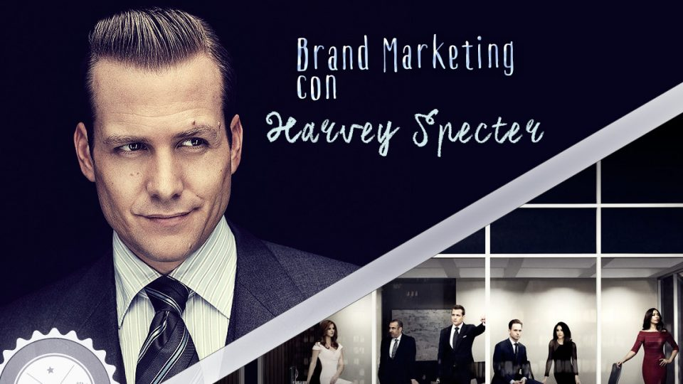 Copertina Articolo: Brand Marketing Harvey Specter