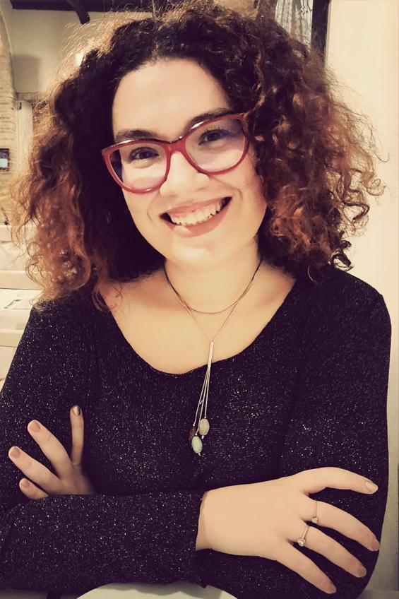 Ritratto Judy Blackmore Digital Strategist e Consulente Marketing a Perugia